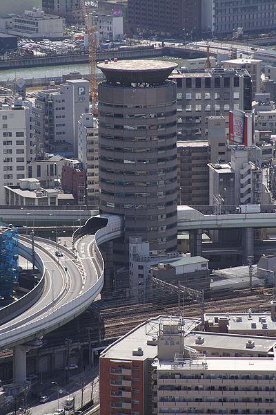 Gate Tower Osaka στην Ιαπωνία