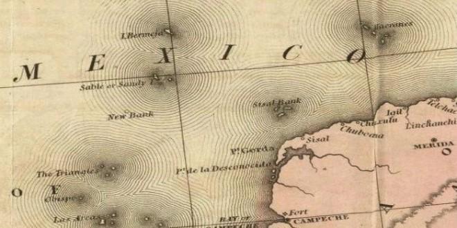 Το μυστηριώδες νησί «φάντασμα» στον κόλπο του Μεξικού