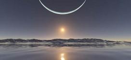 Το φεγγάρι από τον Βόρειο Πόλο
